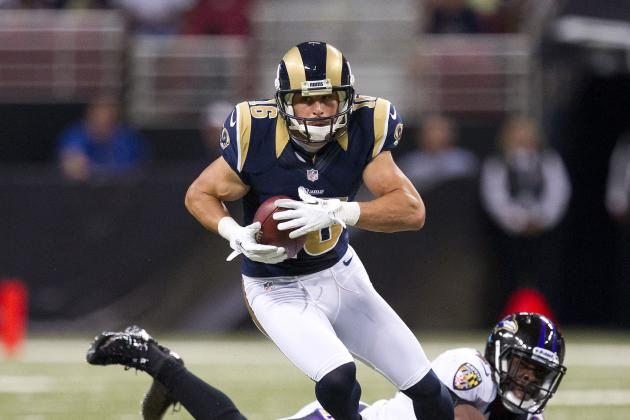 Fantasy Football 2012: Waiver Wire Adds at Every Position for NFL Week 1