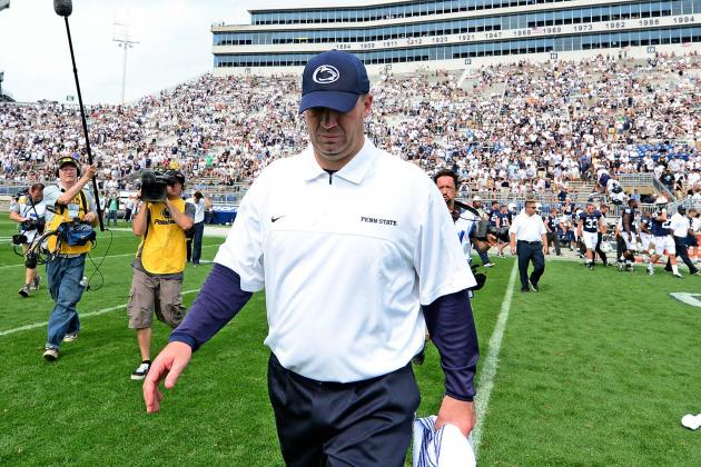Penn State Football 2012: Week 2 Story Lines