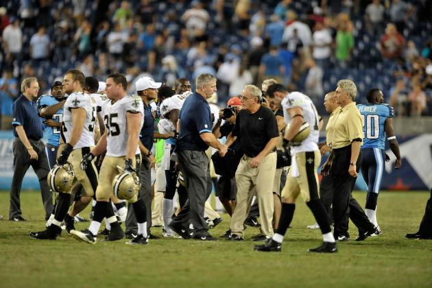 New Orleans Saints: Analyzing the 2012 Practice Squad