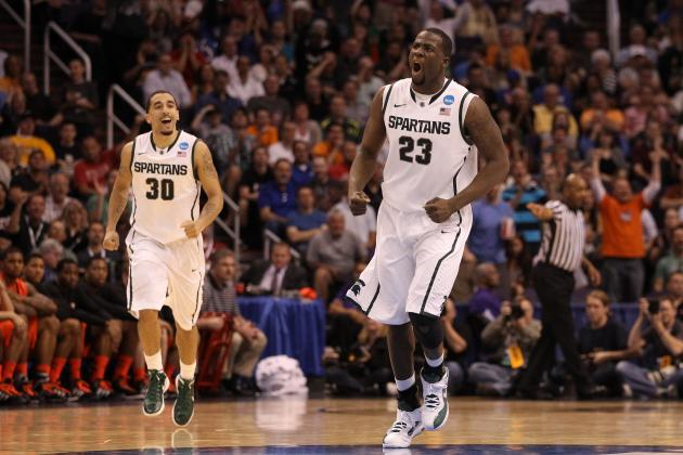 Draymond Green and 11 Former Big Ten Stars Have Their Careers Ranked