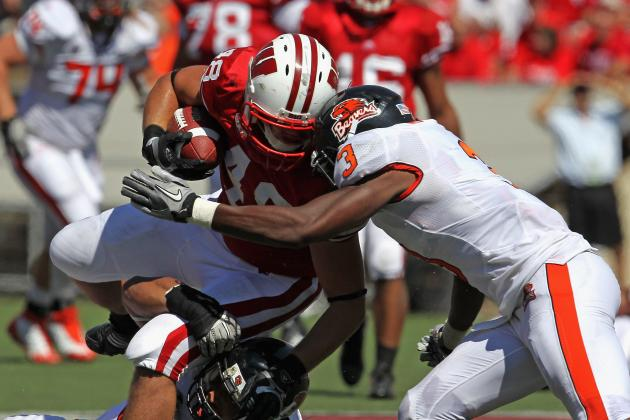 Wisconsin vs. Oregon State: NCAA Complete Game Preview