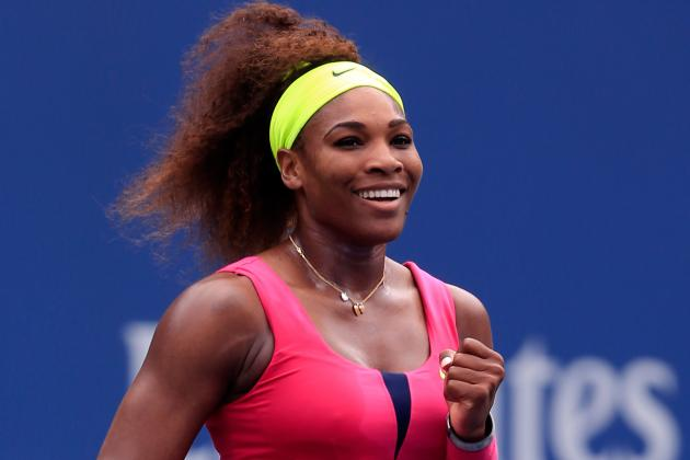 US Open Tennis 2012 Scores: Latest Recap and Highlights for Top Stars