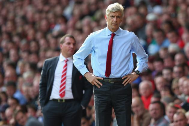 Arsenal's 2-0 Victory over Liverpool Revisited