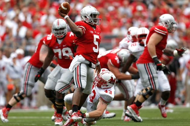 Ohio State Football: 10 Things for Buckeyes to Improve on During Big Ten Play