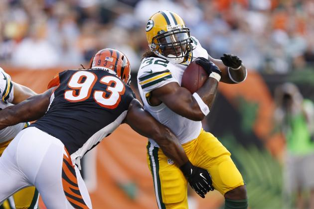 Fresh Cheese: The 13 New Packers for 2012