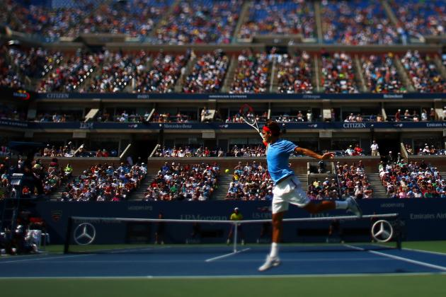 U.S. Open 2012: Predictions for Roger Federer's Remaining Matches