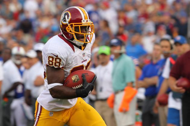 Washington Redskins: What to Expect from Pierre Garçon in Week 1