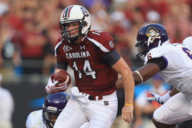 East Carolina vs. South Carolina: Complete Week 2 Game Preview