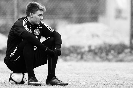 Juventus: 5 Alternatives to Nicklas Bendtner in the January Transfer Window