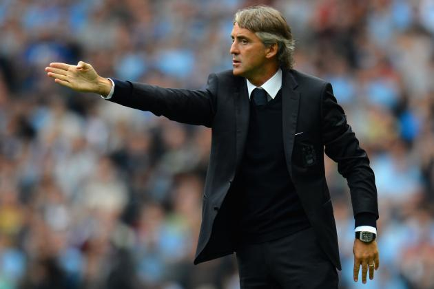 Roberto Mancini's 8 Most Important Decisions So Far as Man City Manager