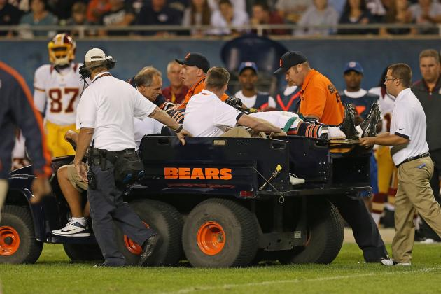 2012 Fantasy Football Injuries: 10 Players Owners Should Be Worried About