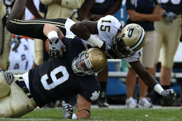 Purdue vs. Notre Dame: Complete Game Preview