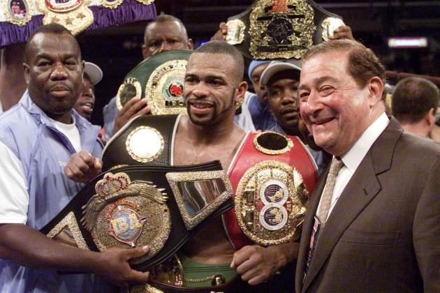 Boxing's 10 Longest Reigning Champions