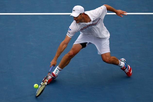 US Open Tennis 2012: How Surprising Outcomes Shake Up Bracket