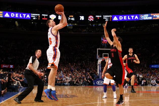 10 NBA Players Who Need to Shoot a Lot More in 2012-13