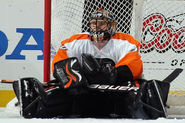 Flyers or Capitals: Which Team Has the Bigger Goalie Problem?