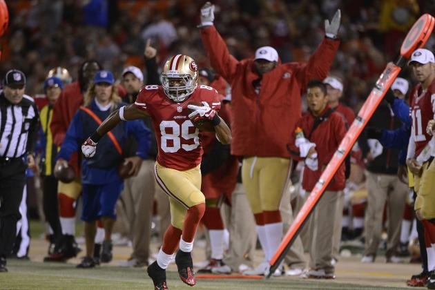 San Francisco 49ers: Analyzing the 2012-13 Practice Squad