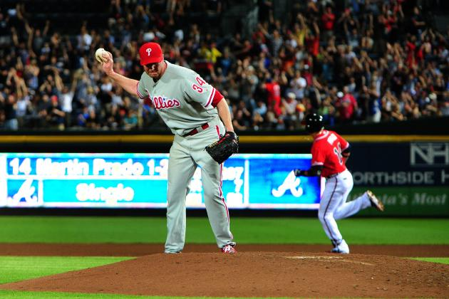 One Way for Each Philadelphia Phillies' Player to Salvage His 2012 Season