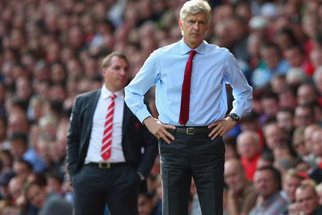 Arsenal FC: 5 Players Arsene Wenger Is Going to Regret Missing out on