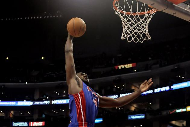 The Top 7 Most Amazing Dunkers in Detroit Pistons' History