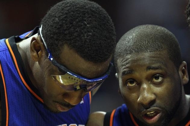 Power Ranking New York Knicks Under the Most Pressure in 2012-13