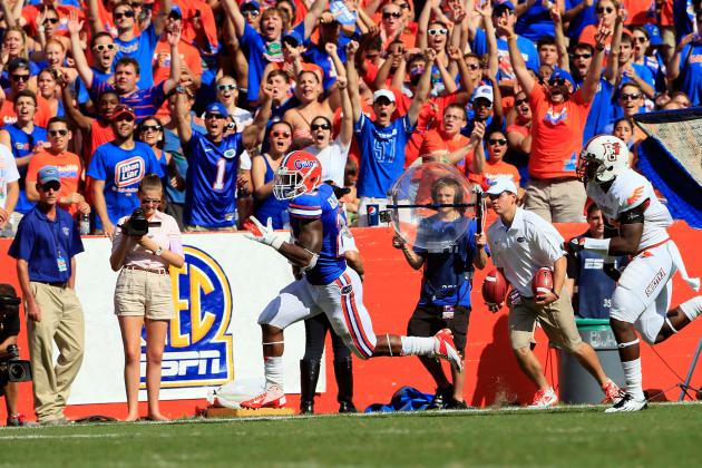 Florida vs. Texas A&M: Full SEC Week 2 Game Preview