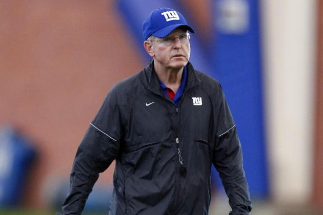 New York Giants: 10 Predictions for 2012