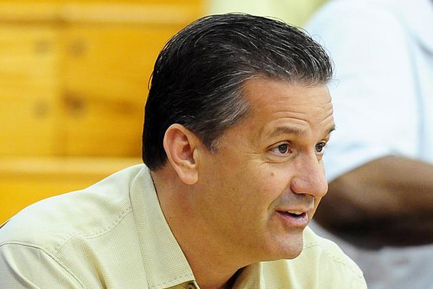 Kentucky Wildcats Basketball: John Calipari's Ideal 2013 Recruiting Class