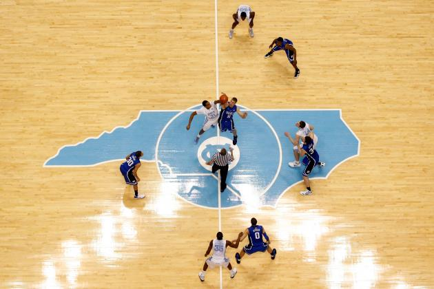 College Basketball: 13 of the Best Court Designs in College Basketball