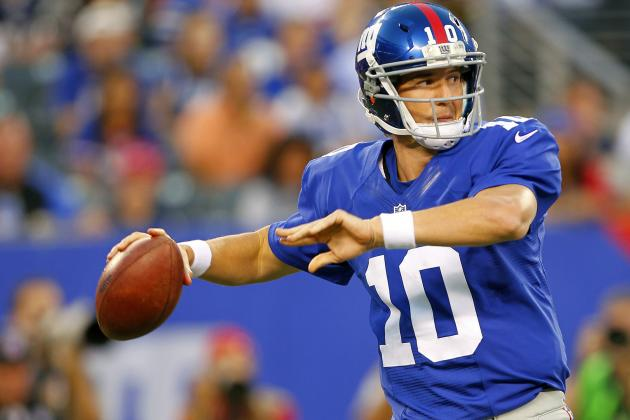 NFL Preview 2012: Predicting the NFC East