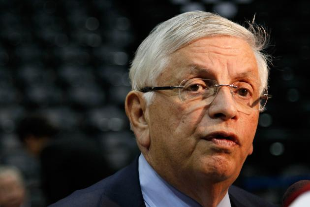 5 Questions David Stern Must Answer When He Retires