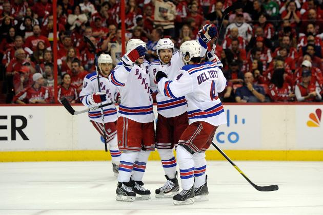 New York Rangers: 6 Things Blueshirts Must Improve in 2012-13