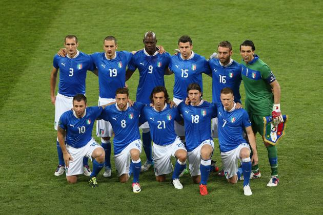 World Cup Qualifying: Italy vs. Bulgaria Group B Preview