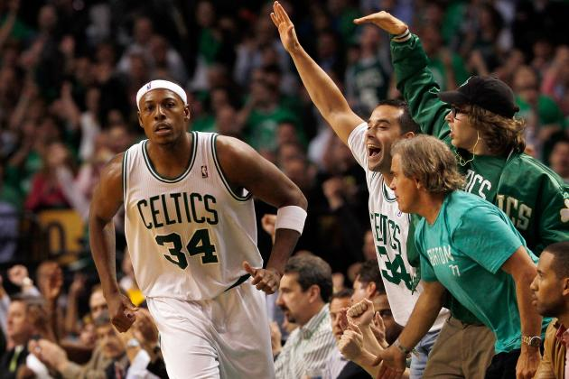 5 Things Every Fan Needs to Know About the Boston Celtics for 2012-13