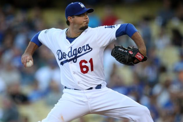 MLB Playoff Race: 5 Reasons Los Angeles Dodgers Will Overcome Pitching Woes