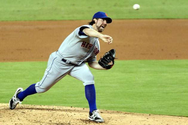 Predicting the New York Mets' 2013 Starting Rotation