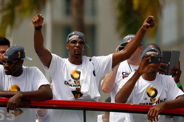 5 Reasons Chris Bosh Will Be Miami Heat's Biggest X-Factor in 2012-13