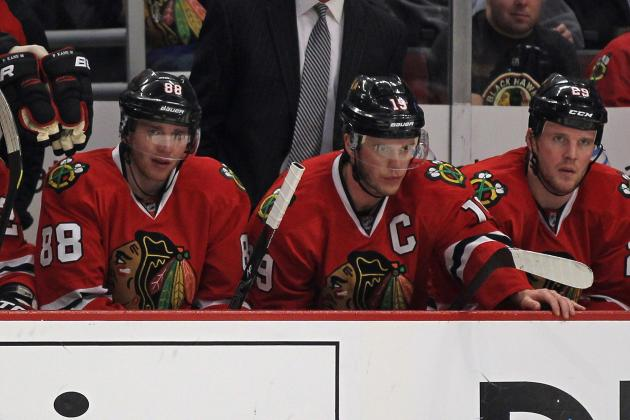 Chicago Blackhawks: 3 Areas in Which They Most Need to Improve in 2012-13