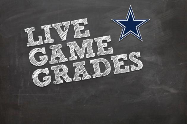 Cowboys vs. Giants: Final Report Cards, Player Grades for Dallas