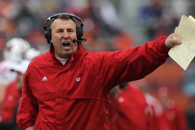 Wisconsin Football: Bret Bielema Is the Best Coach in the Big Ten