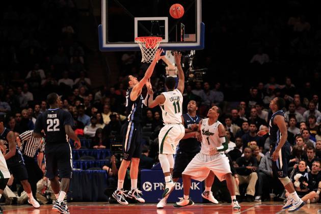 Villanova Basketball 2012-2013 Strengths and Weaknesses