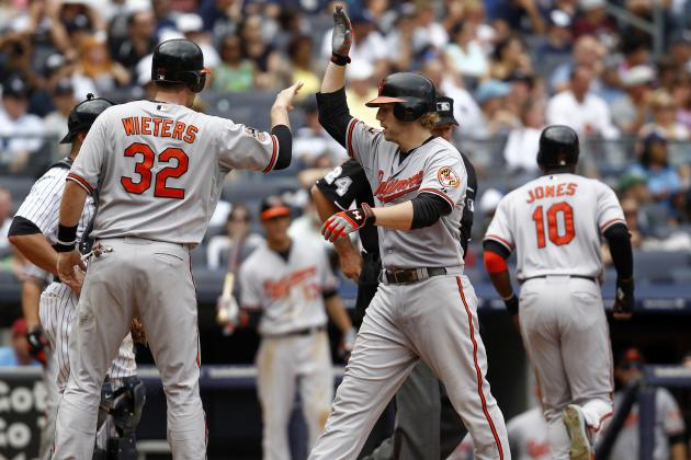 4 Advantages the Baltimore Orioles Have over the New York Yankees