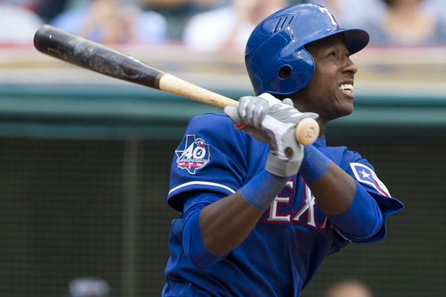 Texas Ranger: 5 Ways Jurickson Profar Will Immediately Impact AL West Chase