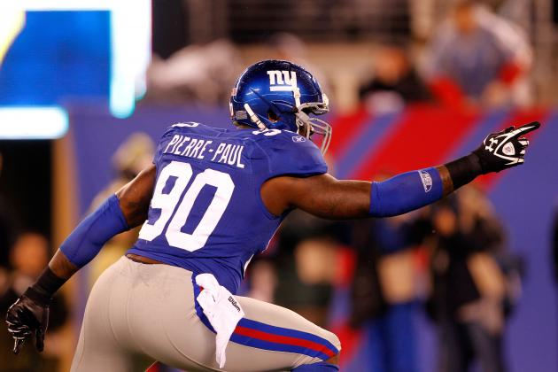 How New York Giants Can Shut Down Dallas Cowboys' Biggest Weapons