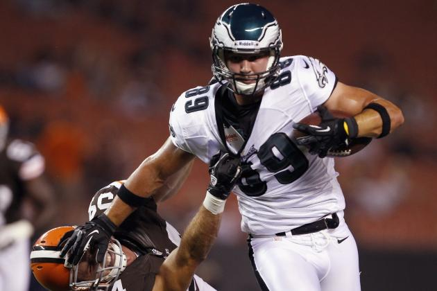 NFL Cuts: Analyzing the 2012 Philadelphia Eagles Practice Squad