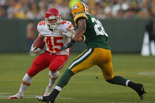 Breaking Down Kansas City Chiefs' Rookie Class After the Preseason