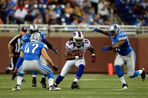Detroit Lions: Analyzing the 2012-13 Practice Squad