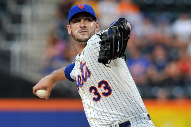 5 Mets Not on 2012 Opening Day Roster Who Will Make 2013 Opening Day Roster