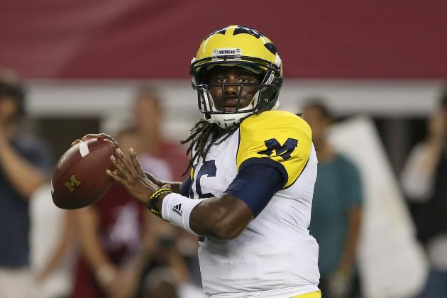 College Football 2012: 10 Players Whose Offseason Hype Is Gone