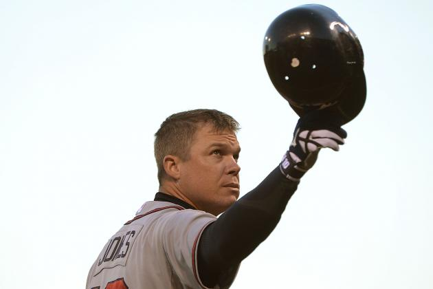 Ranking Chipper Jones' Most Memorable Games This Season